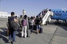 """Ai Cập và Nga đạt """"tiến bộ"""" trong nối lại hoạt động hàng không"""