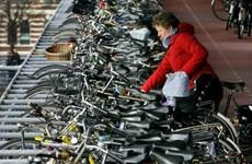 """Hà Lan """"bật mí"""" về kế hoạch xây dựng gara xe đạp lớn nhất thế giới"""