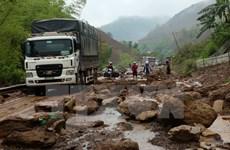 Đêm 23/8: Hà Nội, Bắc Bộ mưa lớn, vùng núi nguy cơ lũ quét sạt lở