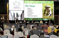 APEC họp bàn sử dụng có trách nhiệm các nguồn tài nguyên