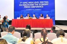 APEC 2017: Cuộc họp cao cấp y tế-kinh tế đạt nhiều kết quả quan trọng
