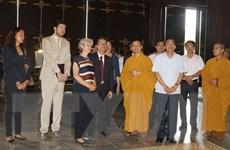 Tổng Giám đốc Tổ chức UNESCO Irina Bokova thăm tỉnh Ninh Bình
