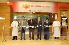 Khai trương tháng ẩm thực Việt Nam tại thủ đô Seoul của Hàn Quốc