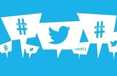 """Thẻ """"hashtag"""" trên Twitter đánh dấu """"sinh nhật"""" lần thứ 10"""