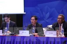 Các quan chức APEC đối thoại về các hiệp định thương mại tự do