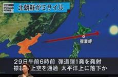 Tên lửa của Triều Tiên phơi bày khả năng phòng thủ hạn chế của Nhật