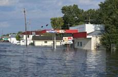 Thống đốc bang Texas: Thiệt hại của bão Harvey có thể trên 150 tỷ USD