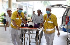 Hà Nội: Ba ngày nghỉ lễ, khám cấp cứu trên 600 ca tai nạn
