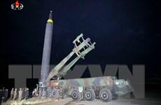 Phát hiện dấu hiệu Triều Tiên đang chuẩn bị cho vụ phóng tên lửa mới