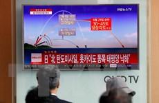 Trung Quốc trao công hàm phản đối Triều Tiên thử hạt nhân