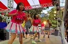Lễ hội Nhật-Việt lần 5 diễn ra vào đầu năm 2018 tại TP Hồ Chí Minh