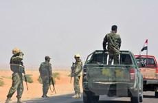 Tổng thống Syria gửi thư mừng quân đội thắng lợi ở Deir al-Zour