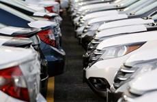 Thị trường ôtô Việt Nam tăng mạnh về doanh số bán hàng trong tháng Tám