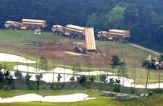 Hàn Quốc quyết tâm triển khai THAAD bất chấp phản đối của Trung Quốc