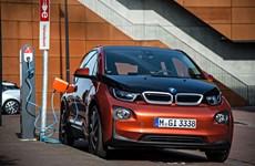 Hãng BMW sản xuất hàng loạt ôtô điện vào năm 2020