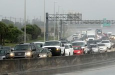 Mỹ, Cuba, Mexico sơ tán hàng chục triệu dân trước siêu bão kép