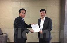 Đại sứ Việt Nam cảm ơn phía Nhật Bản hỗ trợ du học sinh Việt Nam