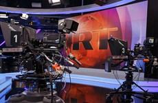 Bộ Tư pháp Mỹ muốn giám sát kênh truyền hình RT của Nga