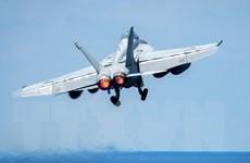 """Bộ Ngoại giao Mỹ """"mở đường"""" bán chiến đấu cơ Super Hornet cho Canada"""