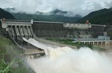 Công điện yêu cầu đóng nốt cửa xả còn lại tại Thủy điện Sơn La