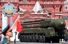 Nga thử thành công tên lửa đạn đạo liên lục địa từ bệ phóng di động