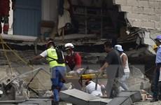 Động đất kinh hoàng ở Mexico: Số người chết tăng lên gần 120 người