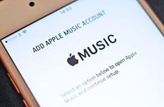 Apple Music kiếm thêm hơn 3 triệu thuê bao chỉ trong 3 tháng
