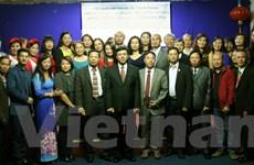 Đại sứ Việt Nam làm việc tại tỉnh có đông người Việt thứ hai ở Séc