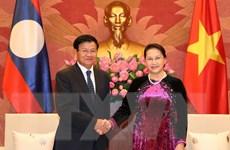 Đưa quan hệ chính trị hai nước Việt Nam-Lào đi vào chiều sâu