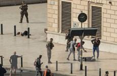 Đối tượng tấn công bằng dao ở Marseille từng có 7 tiền sự