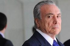 Luật sư chính thức khởi động bào chữa cho Tổng thống Brazil Temer