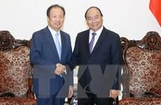Thủ tướng đề nghị Tập đoàn Samsung sớm triển khai trung tâm R&D