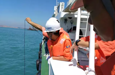 Hải Phòng: Cứu nạn kịp thời 15 thuyền viên và tàu hơn 5.000 tấn