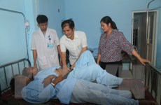 Vụ ngộ độc sau ăn cỗ ở Hà Giang: Đã có 41 người được xuất viện