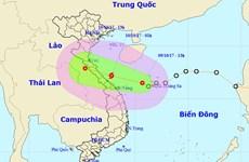 Ứng phó áp thấp nhiệt đới: Học sinh các vùng ven biển TT-Huế nghỉ học