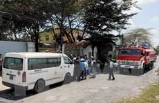 Rò rỉ khí Amoniac tại TP Hồ Chí Minh, bốn người bị ngộ độc