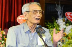 Nhà báo Đỗ Phượng - một cây bút được nể trọng trong làng báo