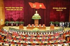 Bế mạc Hội nghị lần thứ sáu Ban Chấp hành Trung ương Đảng Khóa XII
