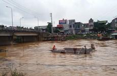 Hòa Bình: 16 người chết, nhiều tuyến đường ngập sâu hàng mét