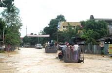 Mưa lũ ở Thanh Hóa: 15 người chết, nhiều huyện vẫn bị ngập sâu