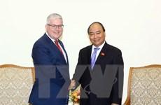 Nâng kim ngạch thương mại Việt Nam-Australia lên trên 5 tỷ USD