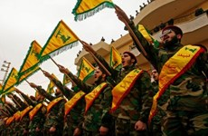Hạ viện Mỹ thông qua các biện pháp trừng phạt mới đối với Hezbollah