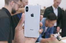 """Điện thoại iPhone X """"cháy hàng"""" chỉ trong vài phút mở bán đặt trước"""