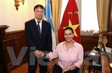 Phó Tổng thống Argentina: Việt Nam là một trong những đối tác hàng đầu