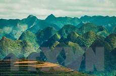 [Photo] Chiêm ngưỡng vẻ hùng vĩ tuyệt đẹp của núi rừng Hà Giang