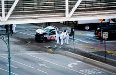 Tấn công bằng xe ở New York: Đối tượng lao xe từng bị trầm cảm