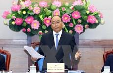 Thủ tướng chỉ đạo 4 nhiệm vụ trọng tâm từ nay đến cuối năm
