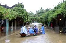 Nước lũ tiếp tục dâng cao, Quảng Nam di tản dân trước 22 giờ đêm 5/11