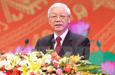 Bài phát biểu của Tổng Bí thư tại kỷ niệm 100 năm Cách mạng Tháng Mười