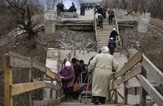 Chính quyền Ukraine ngừng cấp nước tới khu vực Lugansk